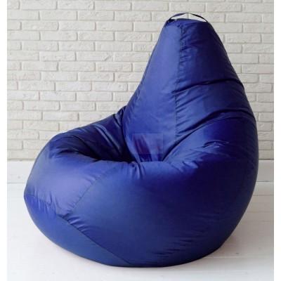 Кресло мешок Классическое Синее