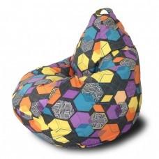 Кресло мешок Принт Мульти