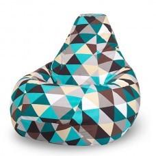 Кресло мешок Принт Ромб