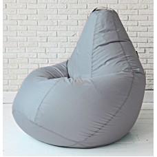 Кресло мешок Классическое Серое