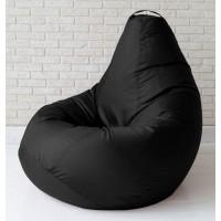 Кресло мешок Классическое Черное