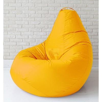 Кресло мешок Классическое Желтое